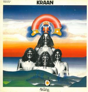 Kraan - Wintrup  CD (album) cover