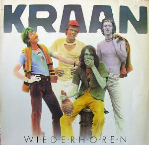 Kraan - Wiederh�ren CD (album) cover