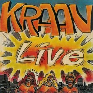Kraan - Live CD (album) cover