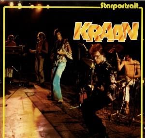 Kraan Starportrait: The Best of Kraan album cover