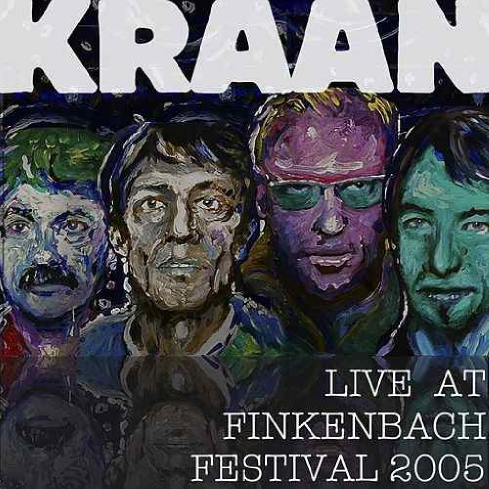 Kraan Live at Finkenbach Festival 2005 album cover