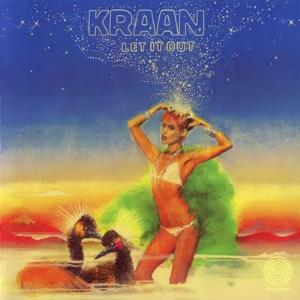 Kraan - Let it Out  CD (album) cover