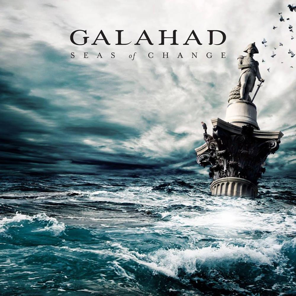 Seas of Change by GALAHAD album cover