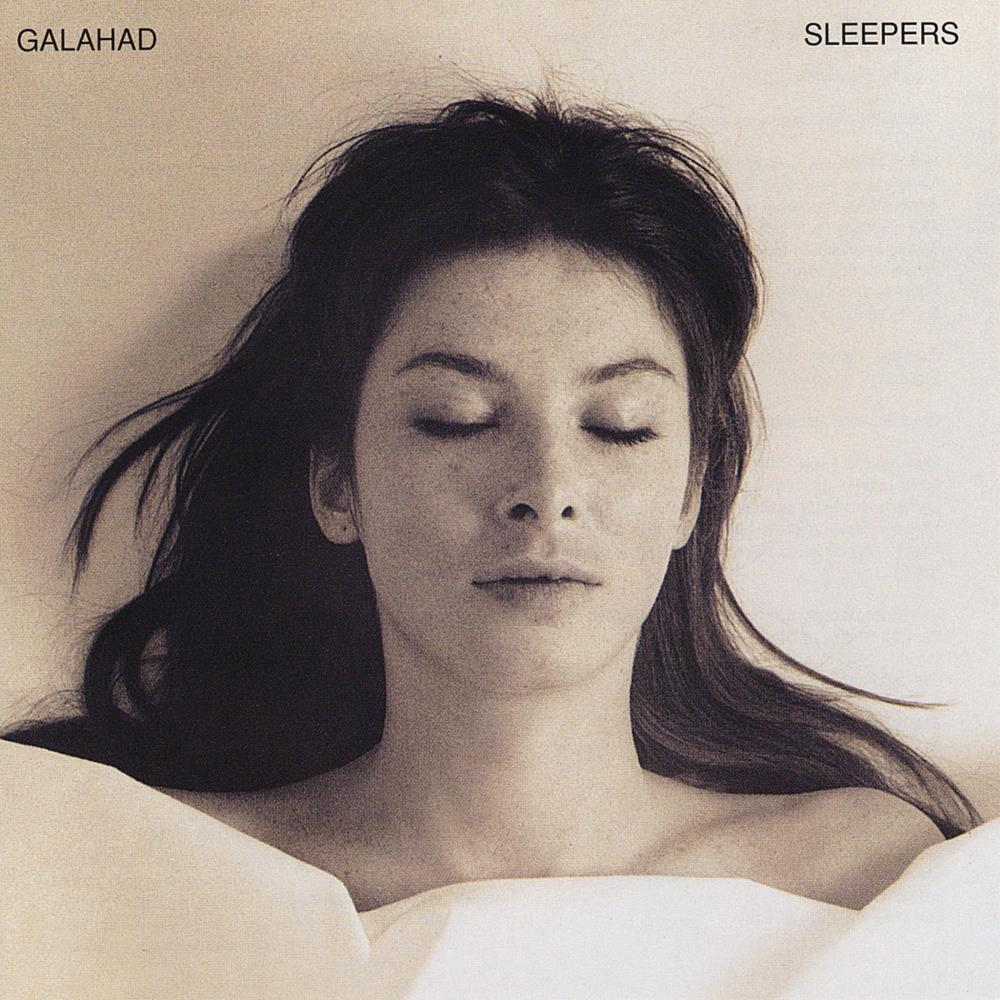 Galahad - Sleepers CD (album) cover