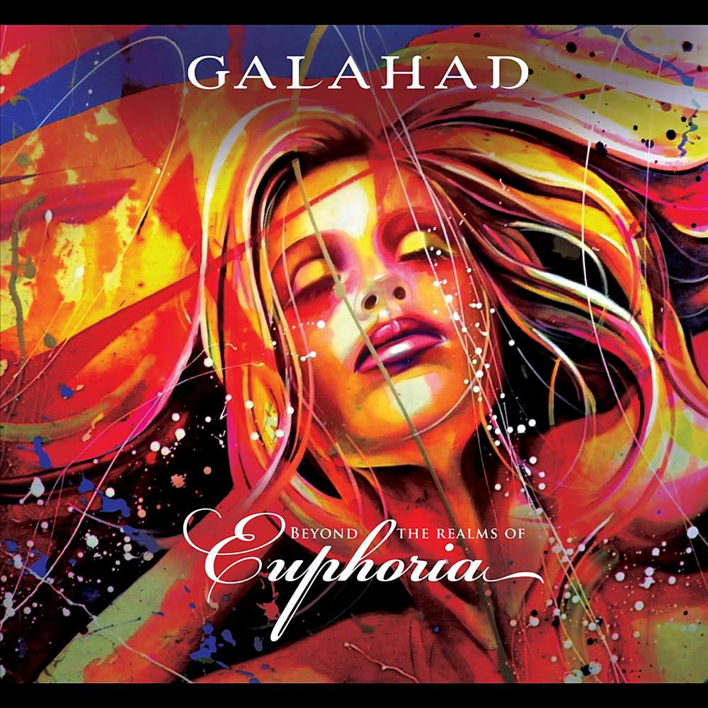 Galahad - Beyond The Realms Of Euphoria CD (album) cover