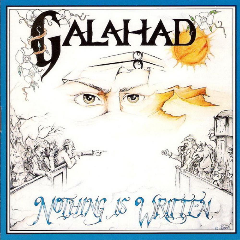 Galahad Nothing Is Written album cover