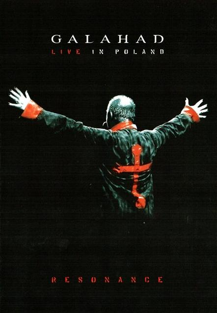 Galahad - Live in Poland - Resonance (DVD) CD (album) cover