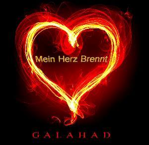 Mein Herz Brennt by GALAHAD album cover
