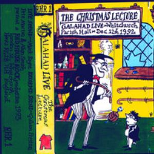 Galahad - The Christmas Lecture CD (album) cover