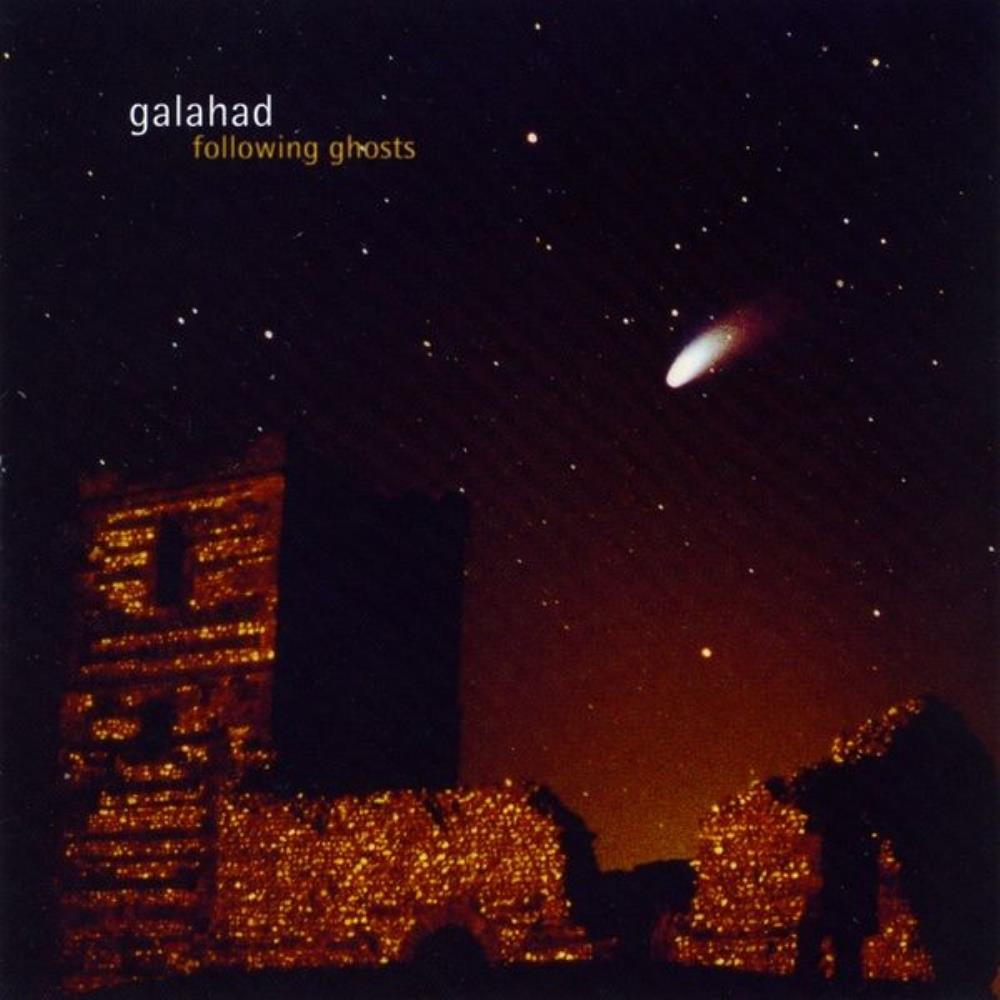 Galahad - Following Ghosts CD (album) cover