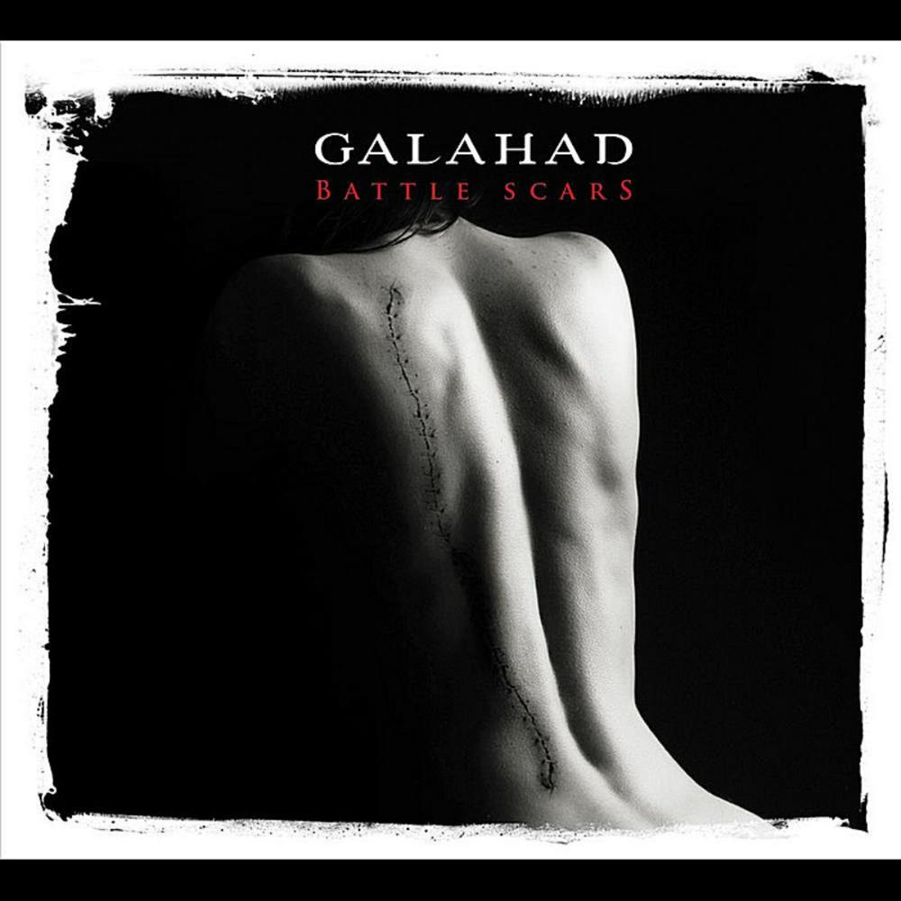 Galahad - Battle Scars CD (album) cover