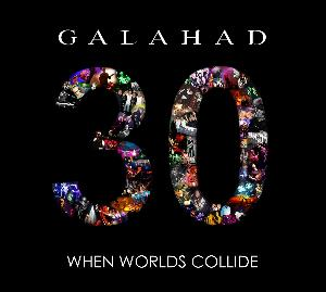 Galahad When Worlds Collide album cover