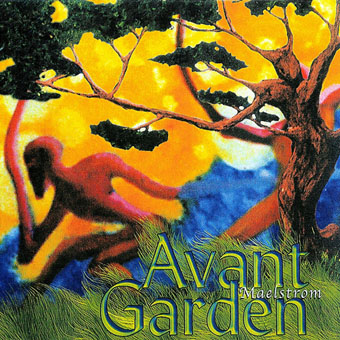 Avant Garden - Maelstrom CD (album) cover