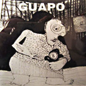 Guapo - Towers Open Fire  CD (album) cover