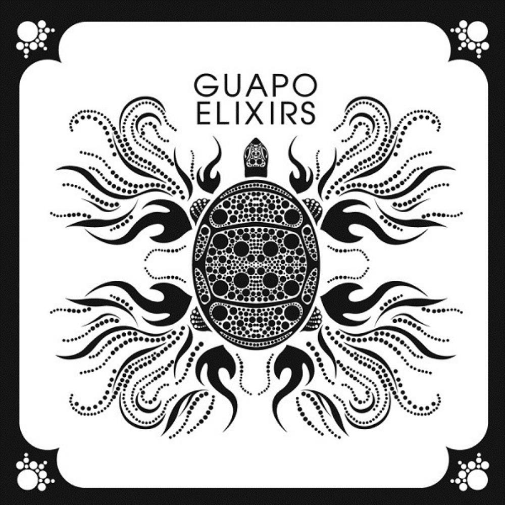 Guapo - Elixirs CD (album) cover