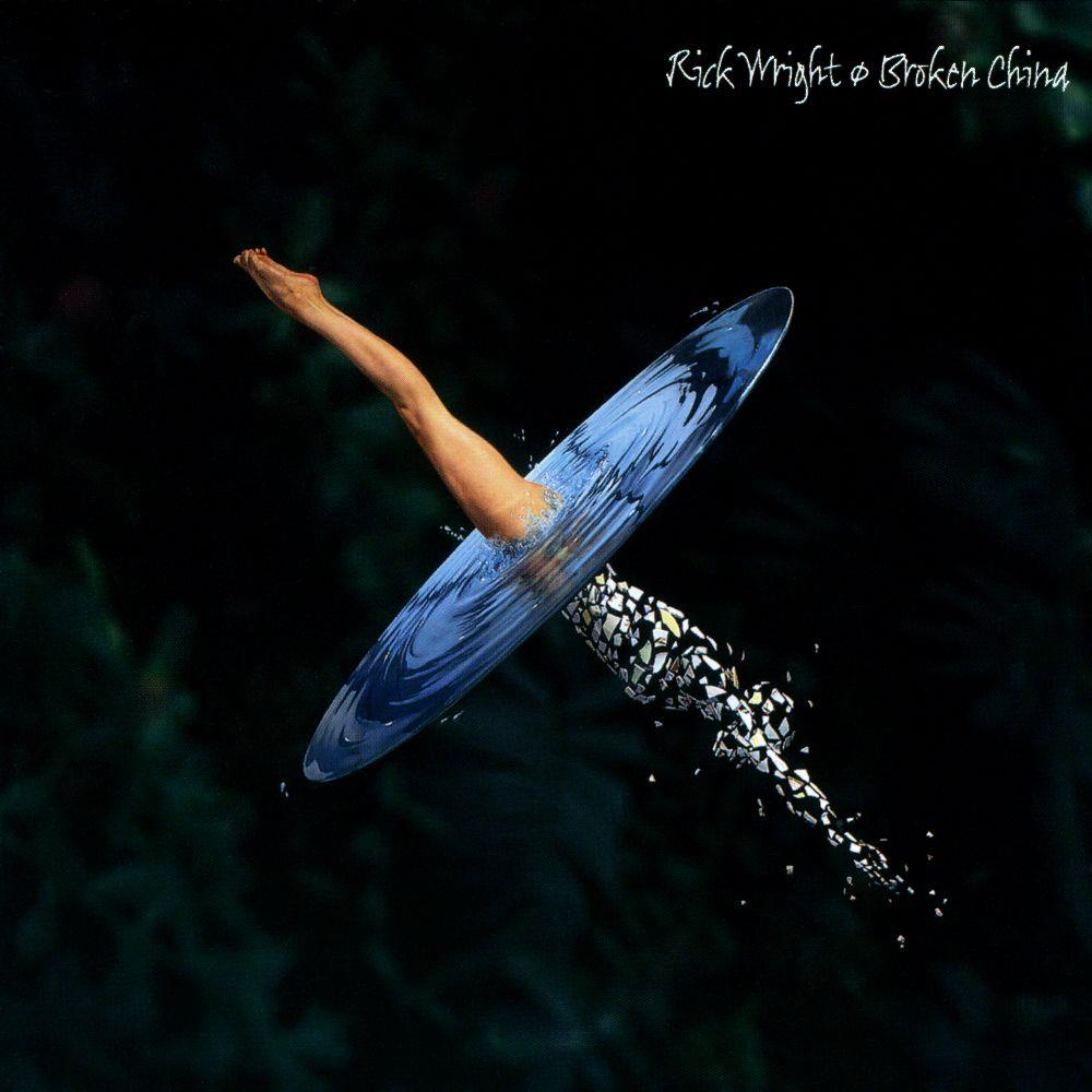 Richard Wright - Broken China CD (album) cover
