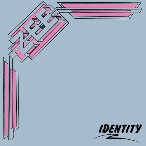 Richard Wright - ZEE: Identity CD (album) cover