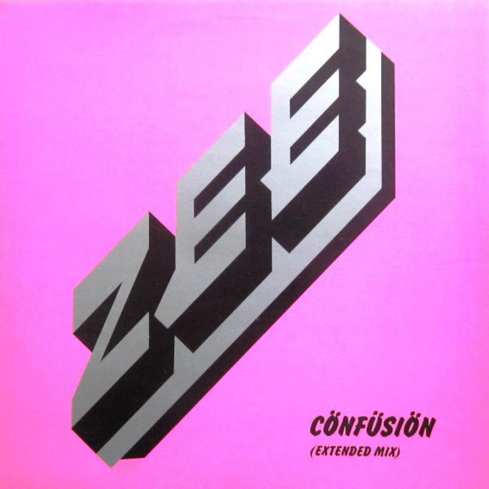 Richard Wright Confusion (Extended Mix) album cover