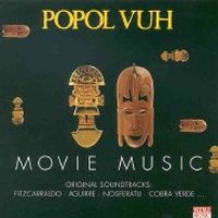 Popol Vuh Movie Music album cover