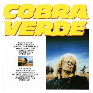 Popol Vuh Cobra Verde (OST) album cover