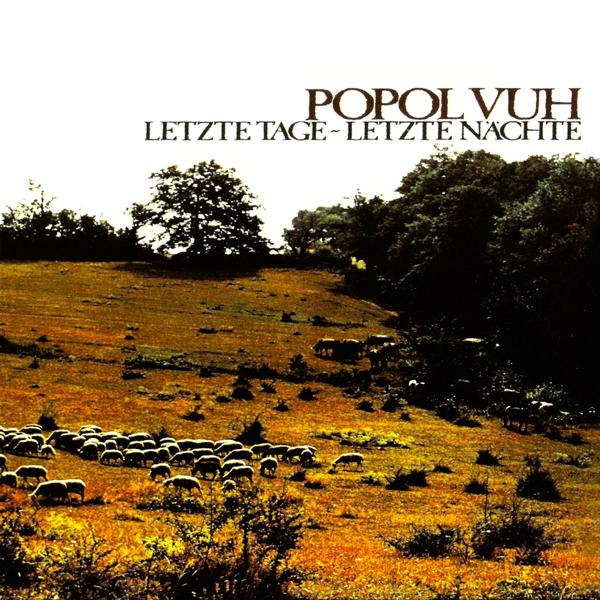 Letzte Tage - Letzte N�chte by POPOL VUH album cover