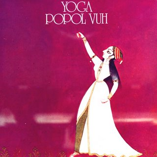 Popol Vuh Yoga album cover