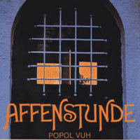 Popol Vuh - Affenstunde CD (album) cover
