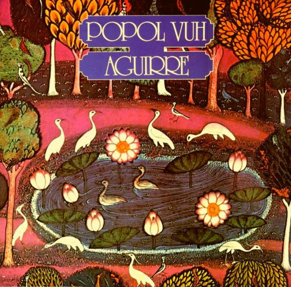 Popol Vuh - Aguirre CD (album) cover