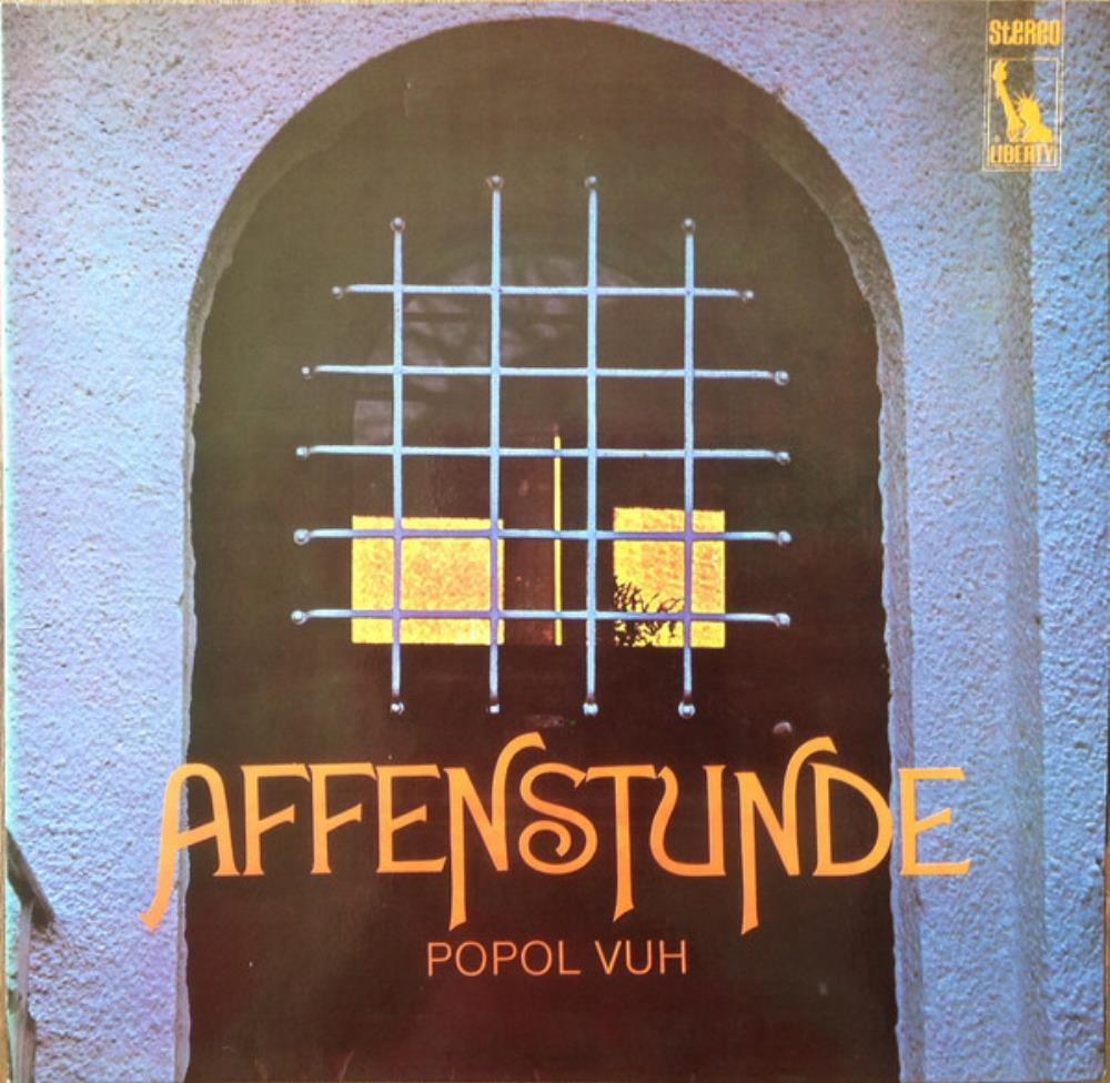 Affenstunde by POPOL VUH album cover