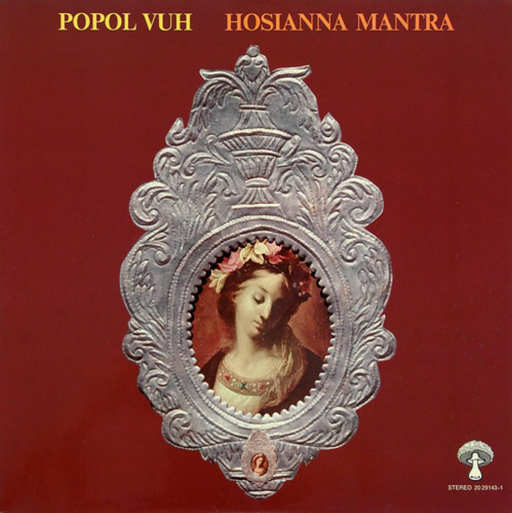 Popol Vuh - Hosianna Mantra CD (album) cover