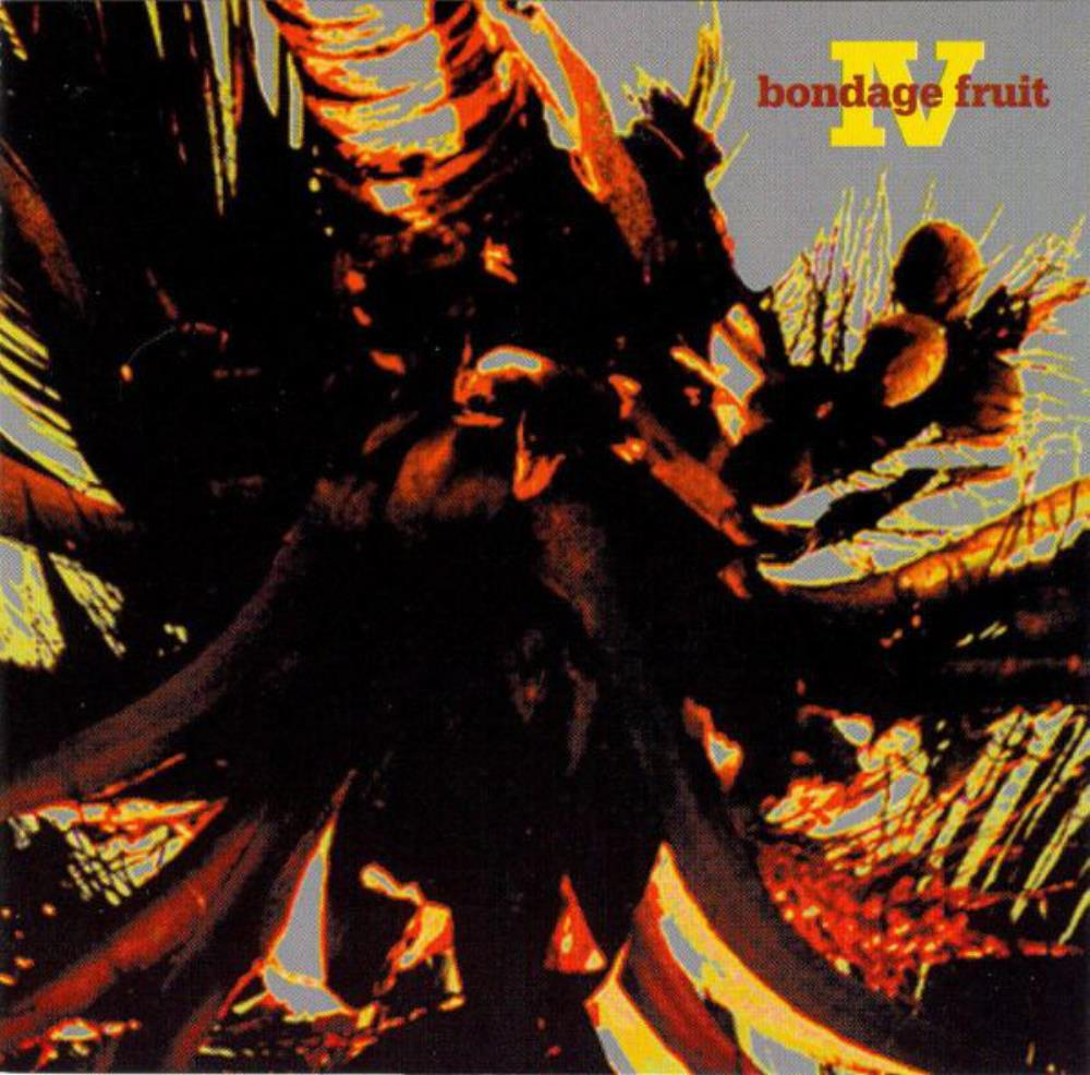 Bondage Fruit - Bondage Fruit IV CD (album) cover