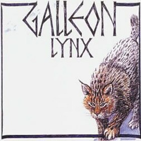 Galleon - Lynx CD (album) cover