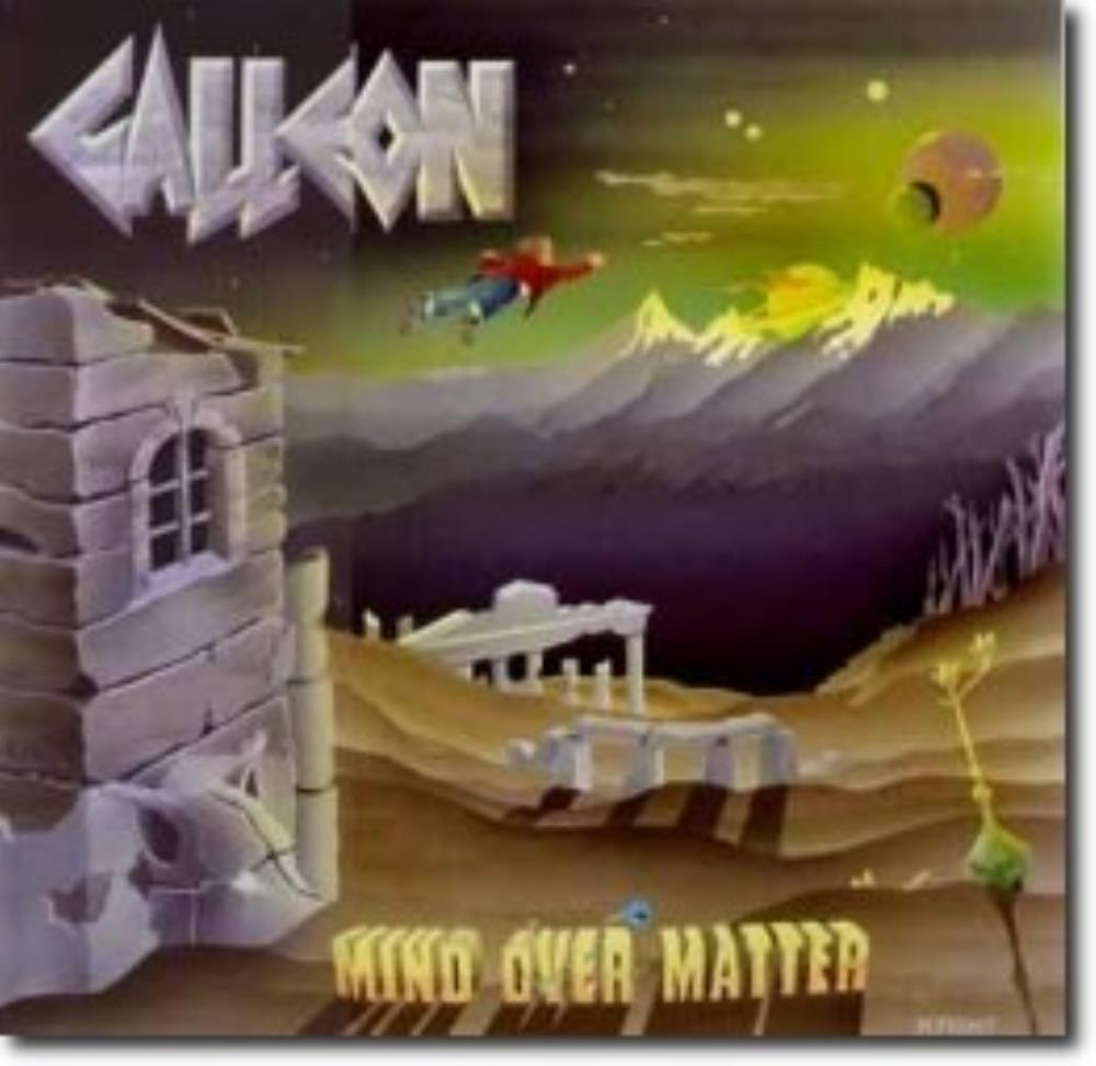 Galleon - Mind Over Matter CD (album) cover