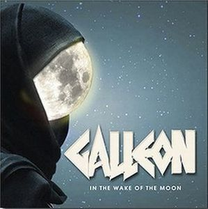 Galleon In The Wake Of The Moon album cover