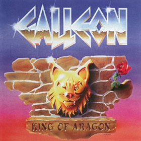 Galleon King Of Aragon album cover