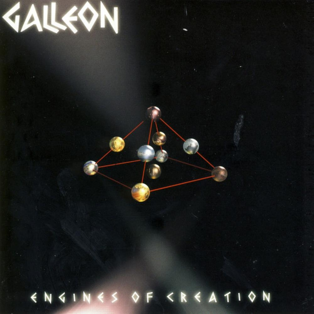 Galleon - Engines Of Creation CD (album) cover