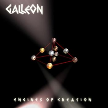 Galleon Engines Of Creation album cover