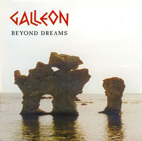 Galleon - Beyond Dreams CD (album) cover