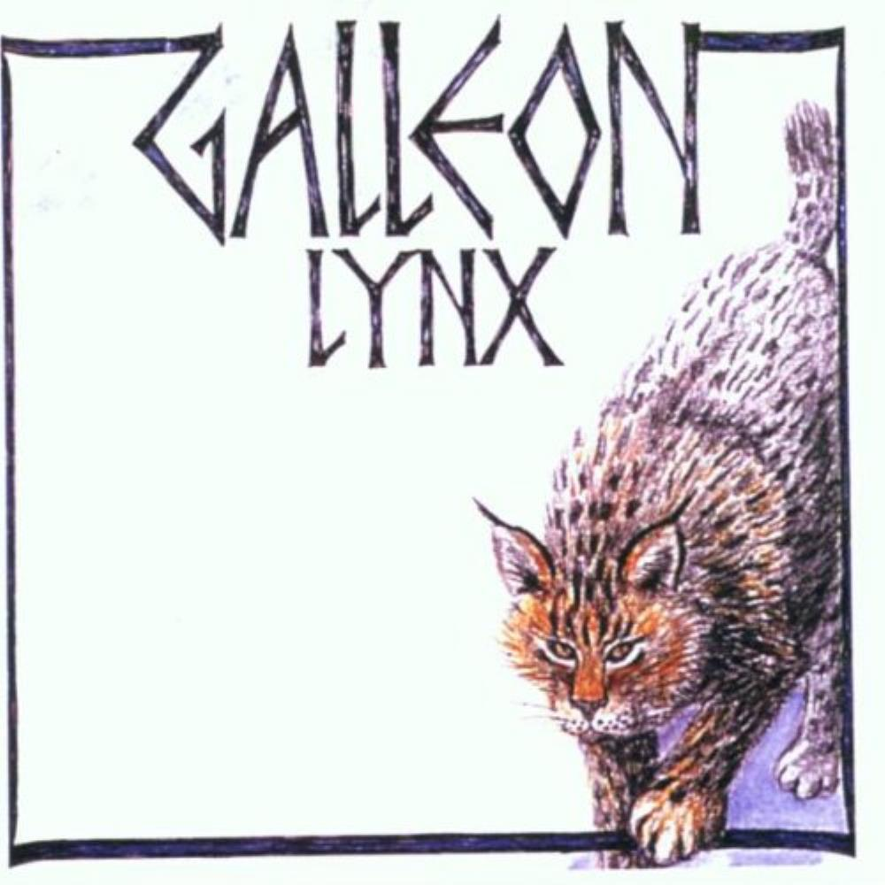 Lynx by GALLEON album cover