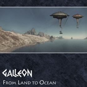Galleon - From Land To Ocean  CD (album) cover