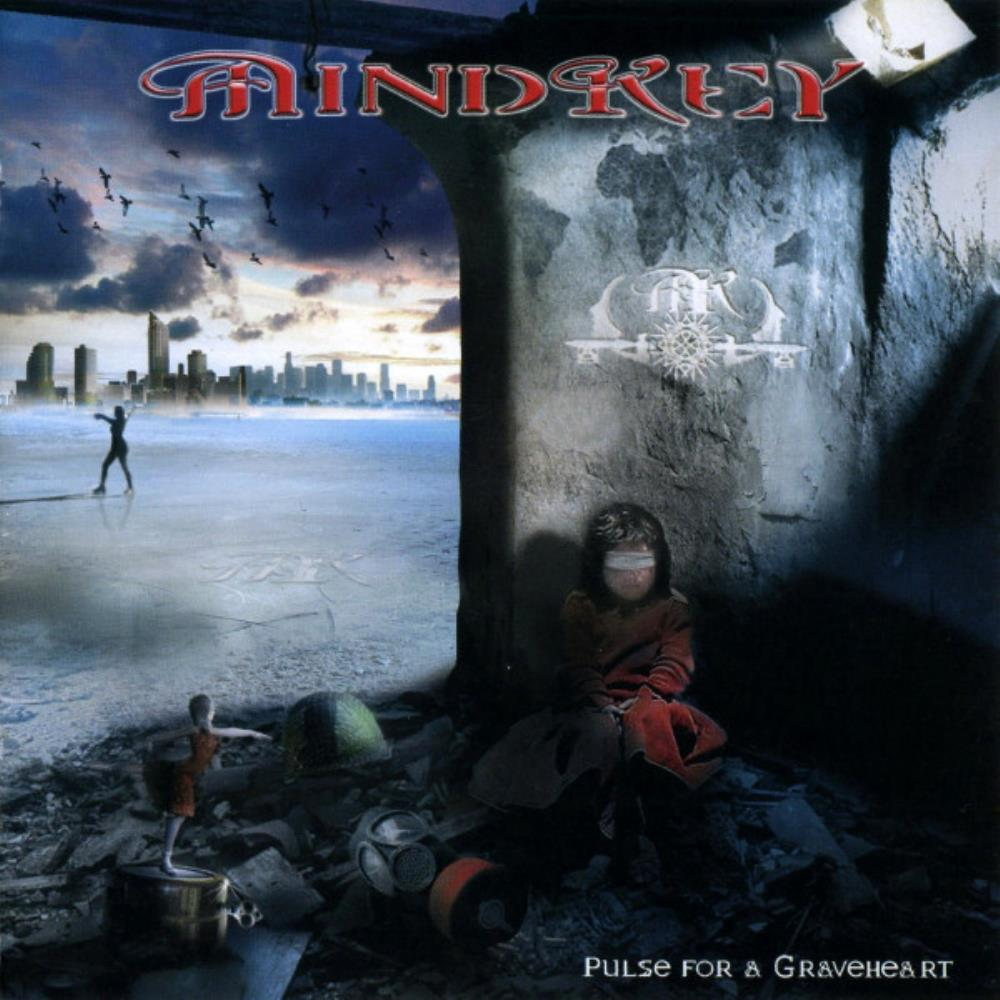 Mind Key - Pulse For A Graveheart CD (album) cover