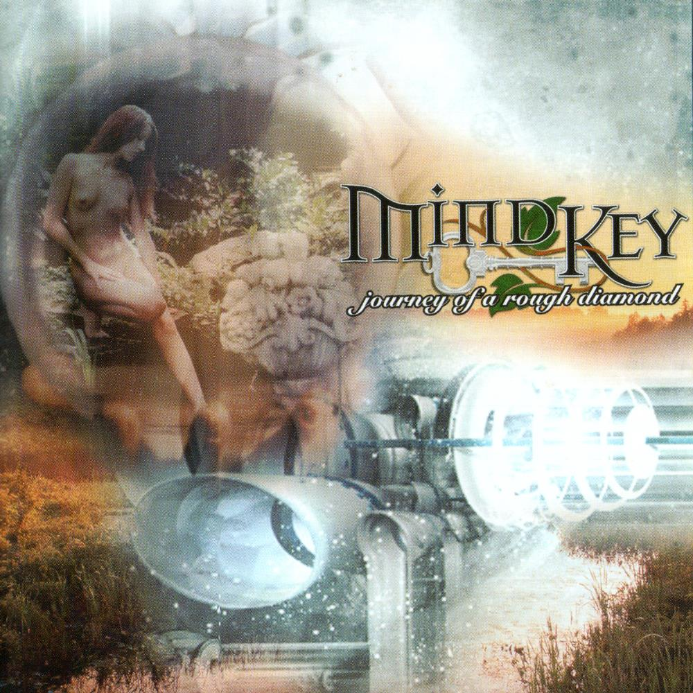 Mind Key - Journey Of A Rough Diamond CD (album) cover