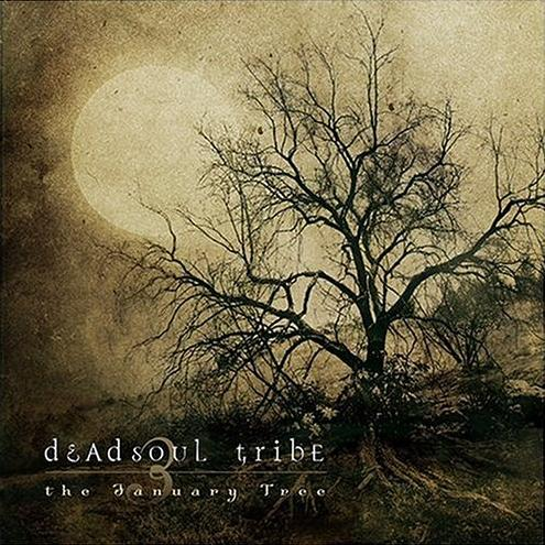 DeadSoul Tribe - The January Tree  CD (album) cover