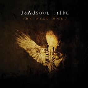DeadSoul Tribe - The Dead Word CD (album) cover