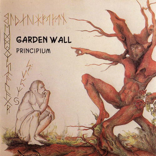 Garden Wall Principium album cover