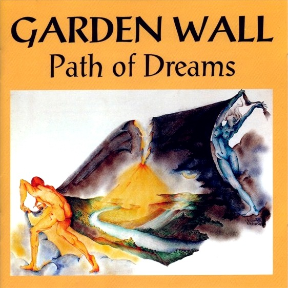 Garden Wall - Path of Dreams CD (album) cover