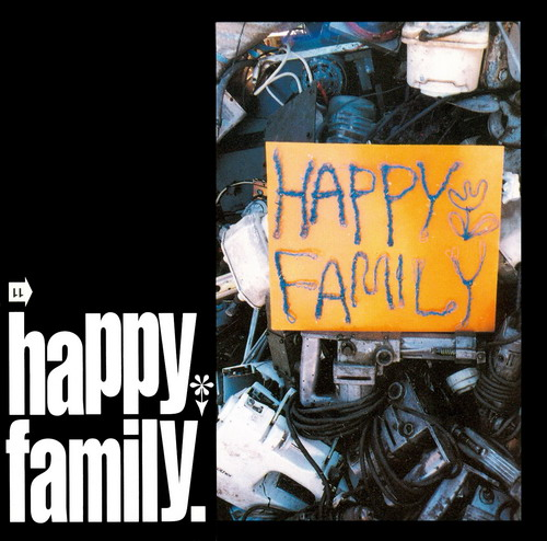 Happy Family - Happy Family CD (album) cover