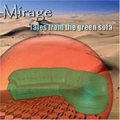 Mirage - Tales from the Green Sofa CD (album) cover