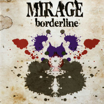 Mirage - borderline CD (album) cover