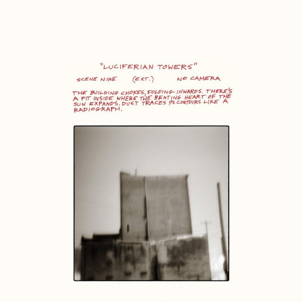 Godspeed You! Black Emperor Luciferian Towers album cover